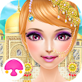 Indian Girl Salon: girls games APK for Bluestacks
