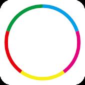 Crazy Wheel Color Switch APK for Ubuntu