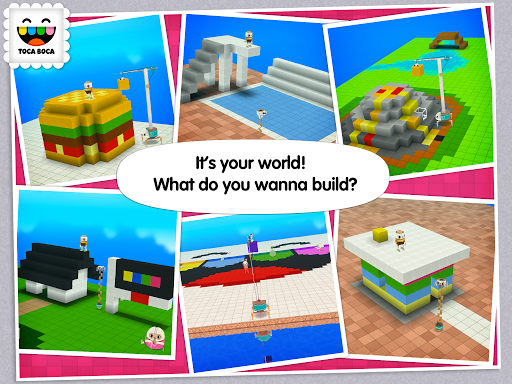 Toca Builders screenshot 10