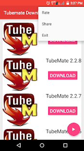 TubeMTE Apk Downloader - screenshot