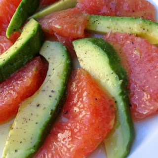 Ina Garten's Avocado and Grapefruit Salad Makeover