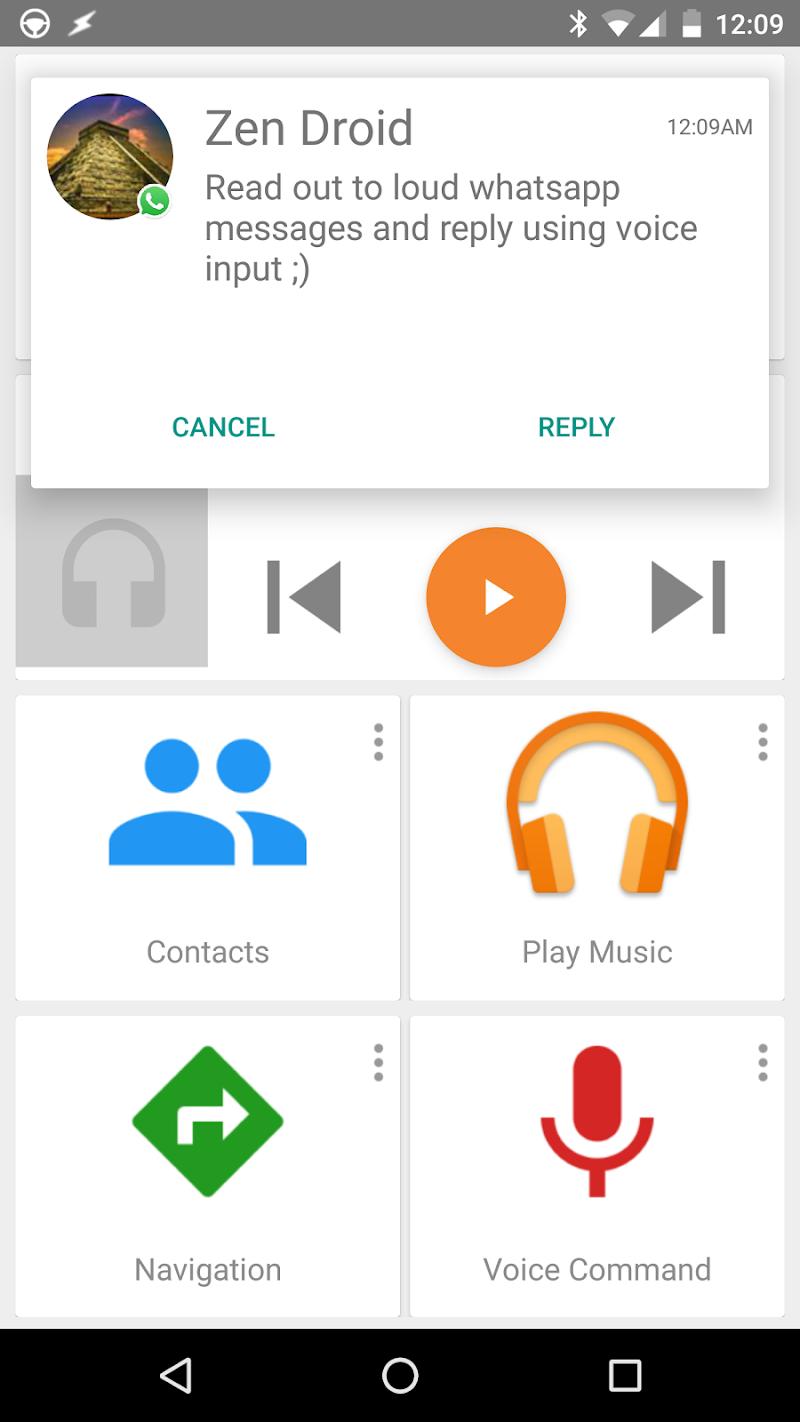 Car dashdroid-Car infotainment Screenshot 0