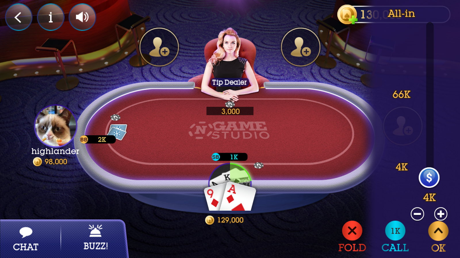 NPlay Casino Screenshot 4