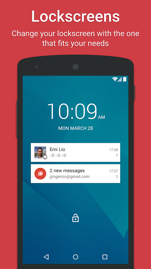 Smart Launcher Pro 3 Screenshot 5