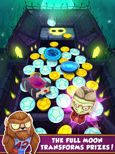 Coin Dozer Halloween screenshot 9