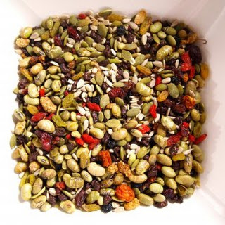 Trail Mix Without Nuts Recipes