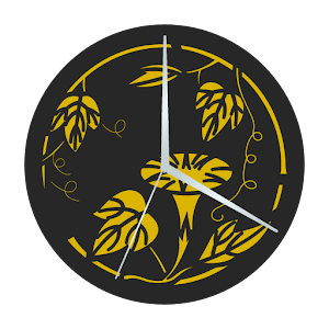 Family Crest Clock For Android Wear Face