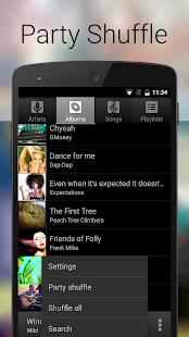 Free Download Music Player - Audio Player & MP3 Player APK for Blackberry
