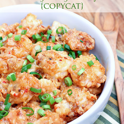 Bang Bang Shrimp (Copycat)