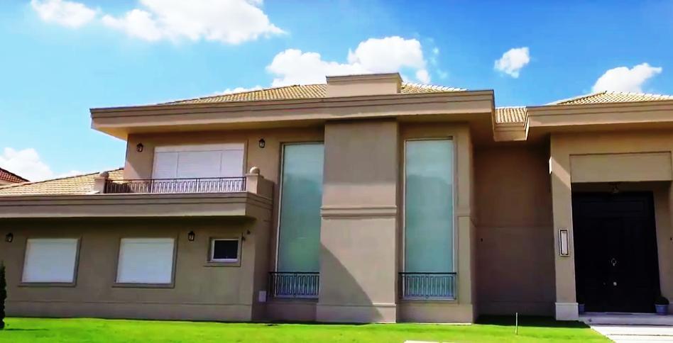 Casa residencial à venda, Condomínio Jardim Plaza Athénée, Itu - CA0178.