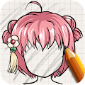 Download Draw Hairstyles APK on PC