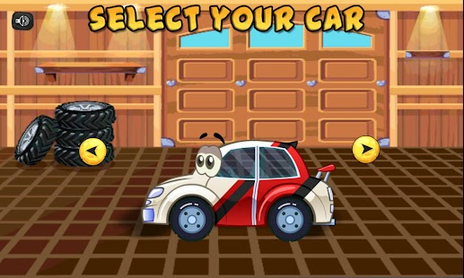 Racing Car Care - screenshot