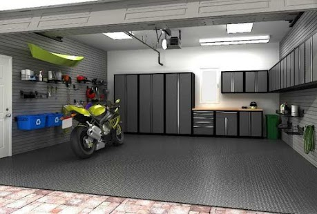 Garage Design Ideas - screenshot
