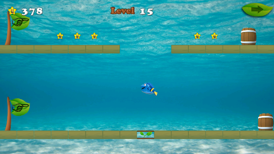 Dory Adventure - screenshot