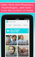 Screenshot of Doctor On Demand: MD & Therapy
