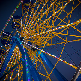 by Jessica Smethers - City,  Street & Park  Amusement Parks