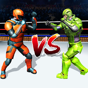 Real Robot Ring Fighting 2019 For PC / Windows 7/8/10 / Mac – Free Download