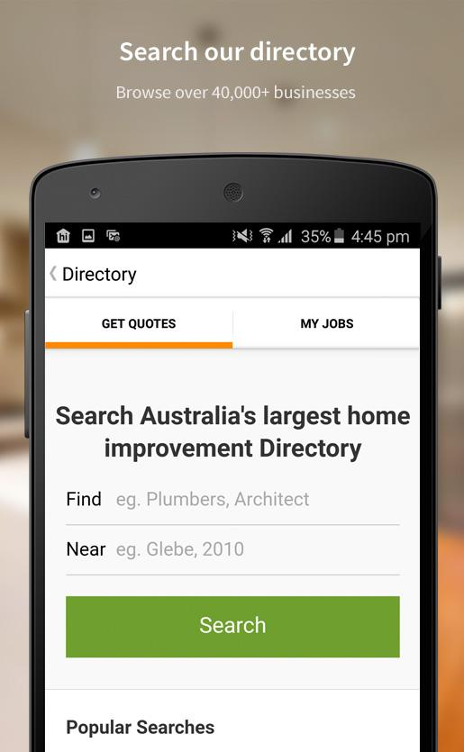 hipages - hire a tradie Screenshot 3