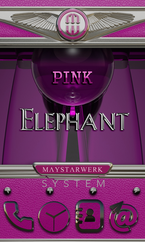 Pink E. HD Icon Pack Screenshot 4