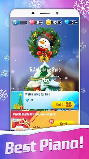 Music Piano: Christmas Tiles 2 For PC