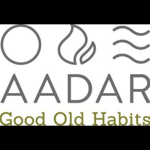 Aadar , ,  logo