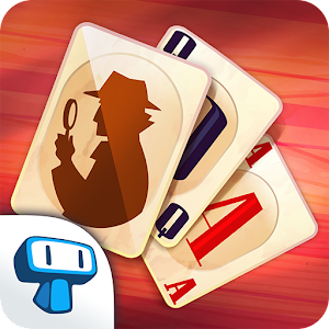 Solitaire Detectives - Crime Solving Card Game