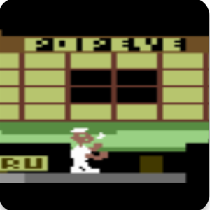 Popeye Arcade Game For PC (Windows / Mac)