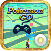 Joysticks For Pokem Go Prank Icon
