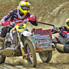 by Mike Ross - Sports & Fitness Motorsports ( northampton, motocross, mike ross, milton malsor, sidecar, mx, acu,  )