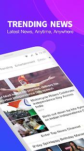 UC News - Hindi News, Cricket Livescore, Vid eos Screenshots