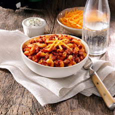 Family Favorite Chili Mac