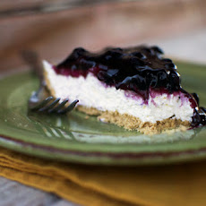 The Hunger Games-Inspired Nightlock Berry Cheesecake