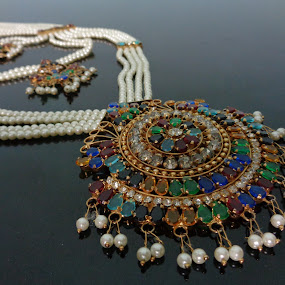 Gahona  by Atreyee Sengupta - Artistic Objects Jewelry