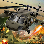 Download Android Game Gunship Air Attack : Battle 3D for Samsung