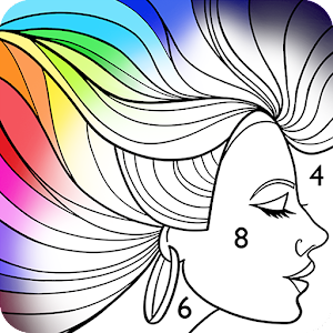 Paint by Number: Free Coloring Book For PC / Windows 7/8/10 / Mac – Free Download