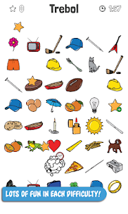Find the objects - screenshot