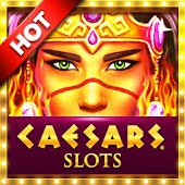 Caesars Slots: Free Slot Machines and Casino Games icon