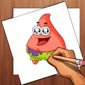 Download Learn To Draw SpongeBob APK to PC