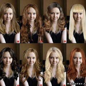 Какой цвет волос тебе подходит