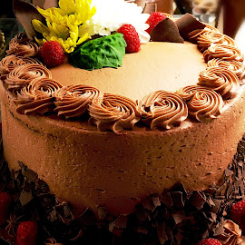 Cake by Lope Piamonte Jr - Food & Drink Candy & Dessert
