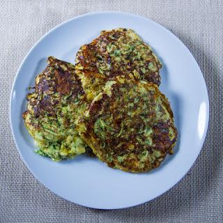 Low Calorie Zucchini Pancakes Recipes