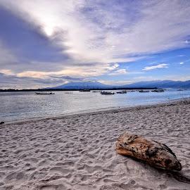 by M Reza Saptodi - Landscapes Beaches