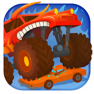 Monster Truck Go For PC (Windows & MAC)