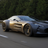 Wallpaper Aston Martin One 77 APK Icon