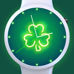 St. Patrick's Day Watch Face For PC / Windows 7/8/10 / Mac – Free Download