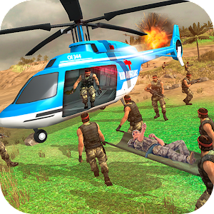 US Air Force Battle Helicopter Rescue Operation 19 For PC / Windows 7/8/10 / Mac – Free Download