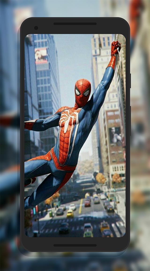 Superhero wallpapers and photos - Superhero photos Screenshot 2