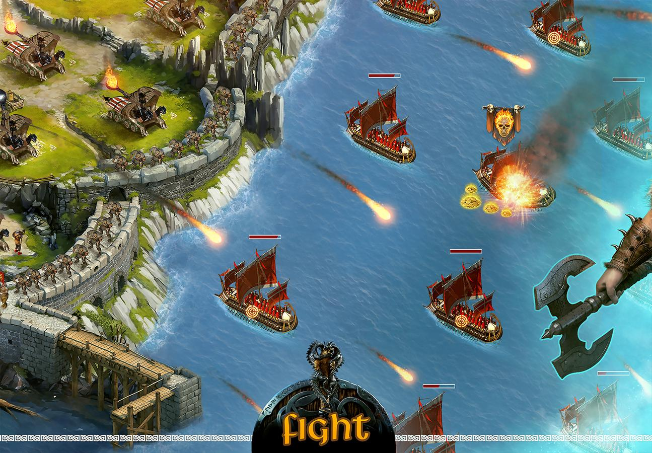 Vikings: War of Clans Screenshot 3