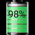 Battery Widget Level Indicator
