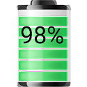 Battery Widget - % Indicator for Android